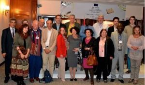 2ème Rencontre Euromaghrébine des écrivains- Tunisie-Tribune- 600