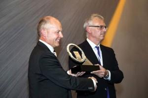 Gianenrico Griffini-président du concours Camion international de l'année