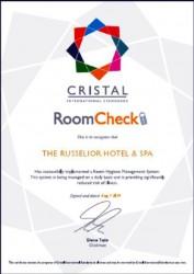 Russelior certifié RoomCheck Deluxe- Tunisie-Tribune