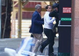 Sydney - drapeau islamiste - Tunisie-Tribune