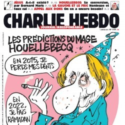 - Charlie Hebdo-ciblé par un attentat anti-blasphème et anti liberté de pensée -12 morts-4 blessés et 3 suspects repérés (2)