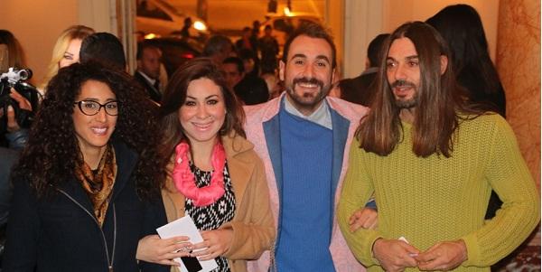 - Dème El Farh-un One Man Show de Lobna Sediri-la concrétisation d'un rêve par NESCAFÉ-e