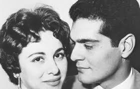 Faten Hamama et Omar Cherif - Tunisie-Tribune