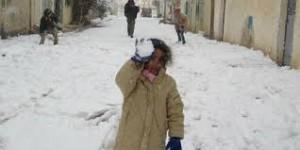 Kasserine sous la neige - Tunisie-Tribune