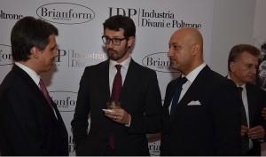 - Les partenaires Triki et IDP-BRIANFORM inaugurent-à la Soukra-leur 1er showroom de meubles italiens haut de gamme 10