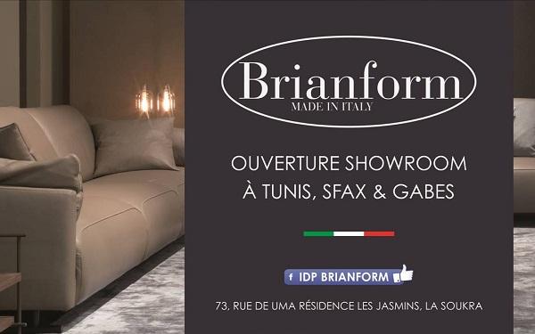 - Les partenaires Triki et IDP-BRIANFORM inaugurent-à la Soukra-leur 1er showroom de meubles italiens haut de gamme 13