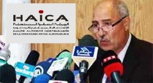 Nouri Lejmi, président de la HAICA-300