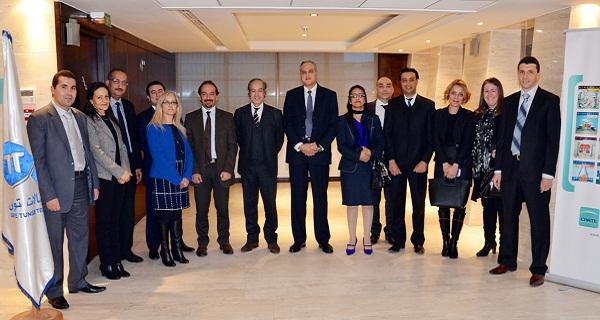 Nouveau partenaire du Groupe Carte, Tunisie Telecom  lui offre une large gamme de services à forte valeur ajoutée-600