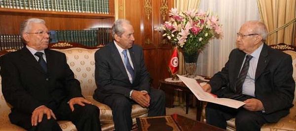 Officiel-Habib Essid désigné candidat de Nidaa Tounes pour le poste de chef de l'exécutif au Palais de la Kasbah