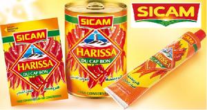 Tunisie-La Harissa de SICAM labélisée -Food Quality Label