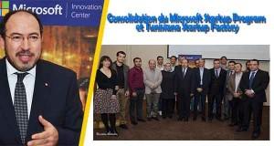 Tunisie-success story-Microsoft célèbre les Startups tunisiennes qu'elle a parrainées en 2013-600