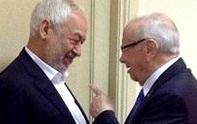 00 - Béji Caied Essebsi et Rached Ghannouchi - Tunisie Tribune