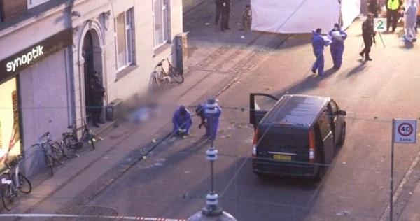 - Deux attentats terroristes à Copenhague-trois morts et cinq blessés-le Danemark sous le choc-b