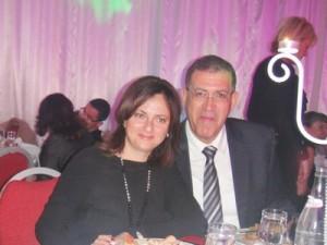 Faten et Slim Zghal