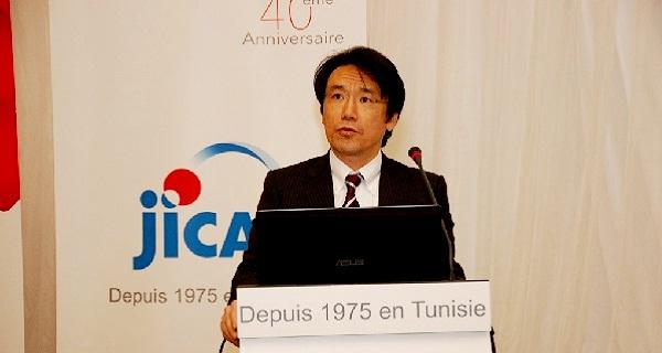 JICA-l'Agence Japonaise de Coopération-fête son 40e anniversaire sous le signe d'une forte dynamique de coopération technique et financière avec la Tunisie-b