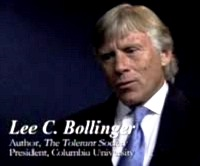 Lee Bollinge-président de Columbia University-New York-200