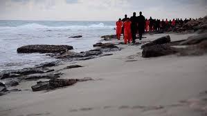L'horreur et la terreur gagnent du terrain en Libye-21 Coptes égyptiens égorgés par des fanatiques de Daech