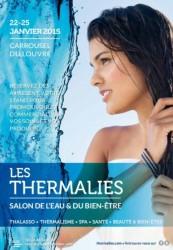 - Salon des Thermalies 2015-Paris-Faten Zghal de-Thalassa Hôtels-parle d'un bilan mitigé-les Français estiment la destination Tunisie-à risques-b