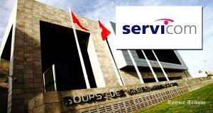 Servicom lève 20 millions de dinars sur le marché-augmentation de capital totalement souscrite-600