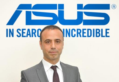 - Bora Aras, Directeur du développement des affaires d'ASUS en Afrique du Nord et en Turquie-400