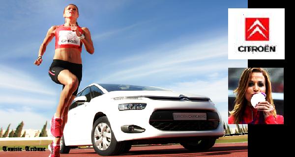 - Citroën Tunisie & Habiba Ghribi, un partenariat de défis, de performances et de passion