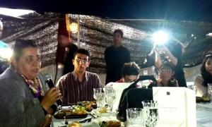 - Déjeuner de presse au Regency Tunis  Hotel - Tunisie-tribune-600
