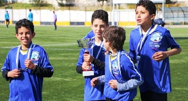 - Danone Nations Cup-Chaud le Show- La Caravane DNC est passée par Bizerte et a vu la distinction de l'école Rawabi-b