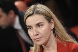 Federica Mogherini-UE