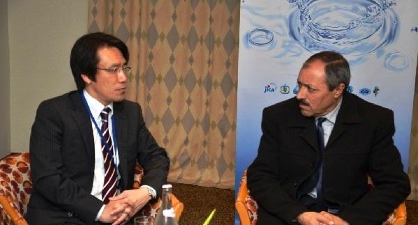- La JICA et ses partenaires organisent un workshop sur la valorisation de la recherche dans le secteur de l'eau