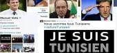 #JeSuisTunisien : forte émotion et condamnation unanime au niveau de la communauté internationale