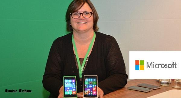 - Mobile World Congress 2015-Microsoft Lumia 640 et Lumia 640 XL-une réactivité à toute épreuve