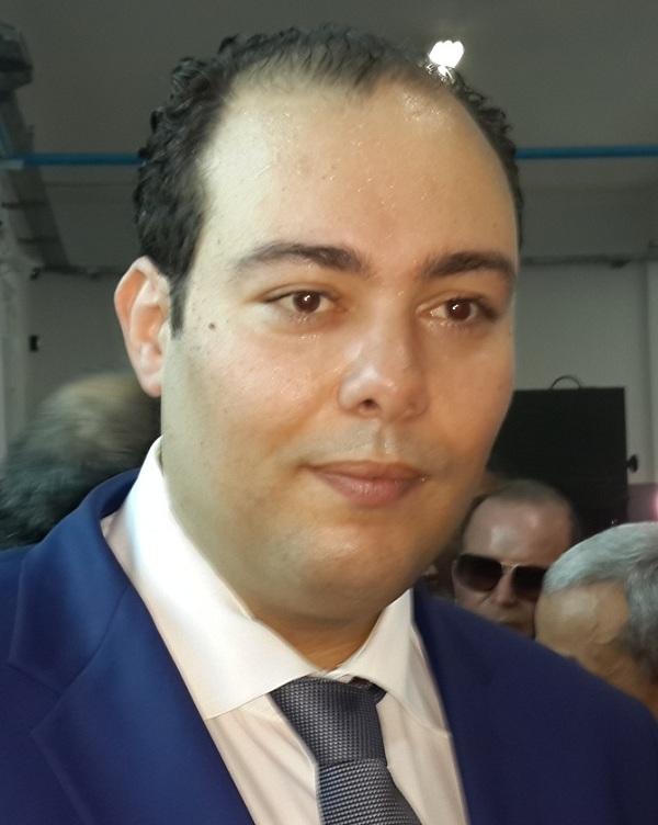 - Akram MALEK-Inauguration de l'Usine de chaussures TOSCANI de JBEL EL OUST