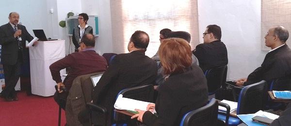 - Carthag-Forum régional sur l'inadéquation Formation-emploi et l'enseignement des sciences dans les curricula scolaires arabes -b
