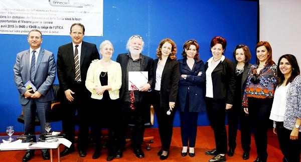 ConnectinGroup Tunisie-L'Expérience finlandaise dans l'Éducation et la Santé-Opportunités et visions pour la Tunisie