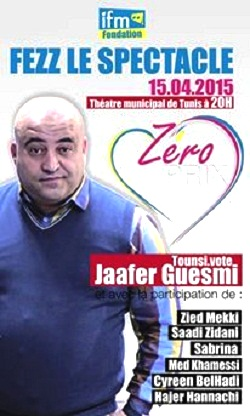 FEZZ LE SPECTACLE - Jaafer Guesmi - Tunisie-Tribune-250