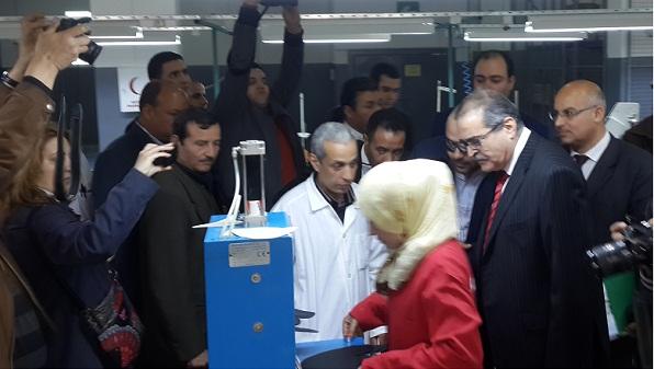 - Inauguration de l'Usine de chaussures TOSCANI de JBEL EL OUST-avec des perspectives de 2 000 emplois à créer-C