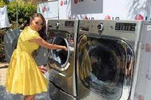 - LG conserve  la première place-en part de marché global du lave-linge-pour la 7ème année consécutive - 2