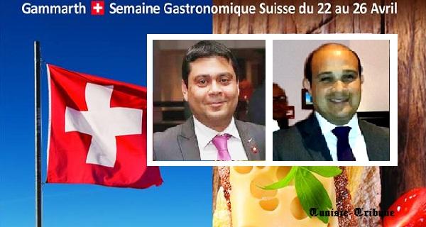 - L'Hôtel Mövenpick organise la Semaine gastronomique suisse- 5