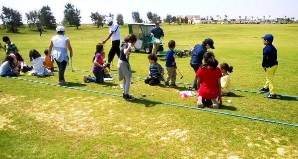 - NESTLE Tunisie- petit déjeuner-initiation au Golf- sensibilisation autour du thème-Nutrition-Santé- Bien être - 4