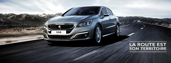 - Présentation de la nouvelle PEUGEOT 508 qui incarne l'ambition de la marque quant à sa montée en gamme - d d