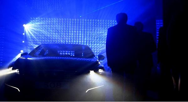 - Présentation de la nouvelle PEUGEOT 508 qui incarne l'ambition de la marque quant à sa montée en gamme - d