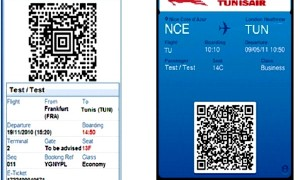 -  Tunisair lance le web et mobile check-in -3