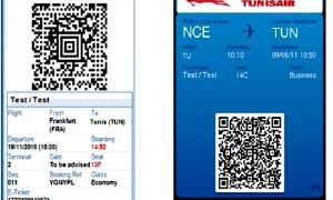 -  Tunisair lance le web et mobile check-in -3