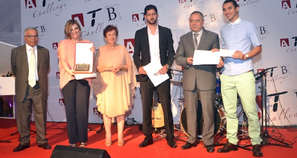 - Amira Hammami -9e édition de l'ATB Challenge-Quand les initiatives culturelles sont primées par la banque