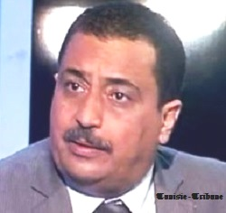 Brahim Rezgui-Consul de la Tunisie à Tripoli