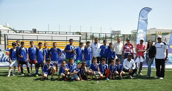 - Danone Nations Cup- L'équipe de la Cité des Roses remporte la finale régionale - 2