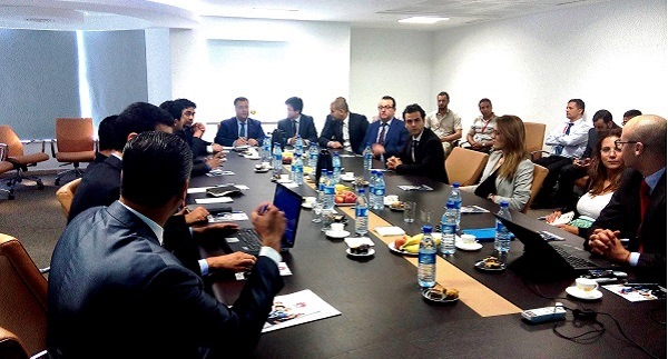 - Houawei - Noomane Fehri-Alan Chou-Partenariat stratégique dans le cadre du projet PNS- Digital Tunisia 2018 - b