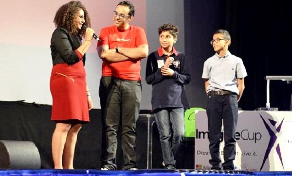- Imagine Cup 2015- une finale régionale pleine d'innovation-de passion-d'ambition et de découvertes de jeunes talents