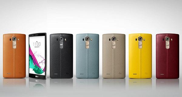 - LG G4- un Smartphone au concept ambitieux qui le place au top 6actuel - 1