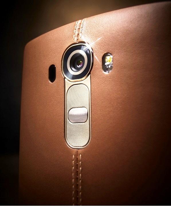 - LG G4- un Smartphone au concept ambitieux qui le place au top 6actuel - 3